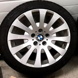 BMW Wheel Style Number 118