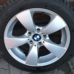 BMW Wheel Style Number 122