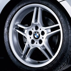 BMW Wheel Style Number 125