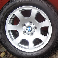 BMW Wheel Style Number 134