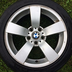 BMW Wheel Style Number 138