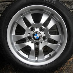 BMW Wheel Style Number 154