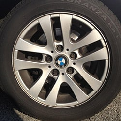 BMW Wheel Style Number 156