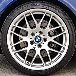 BMW Wheel Style Number 163