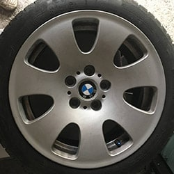 BMW Wheel Style Number 165