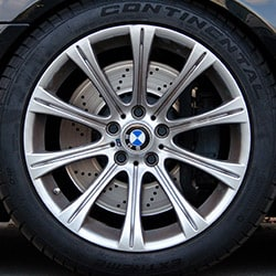 BMW Wheel Style Number 166
