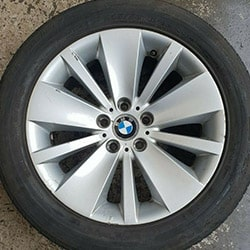 BMW Wheel Style Number 174