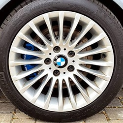 BMW Wheel Style Number 187