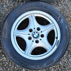 BMW Wheel Style Number 35