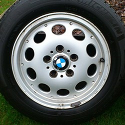 BMW Wheel Style Number 36