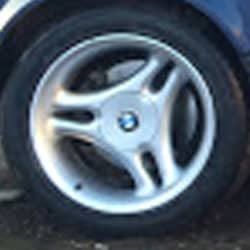 BMW Wheel Style Number 38