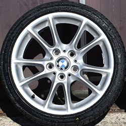 BMW Wheel Style Number 50
