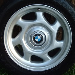 BMW Wheel Style Number 9