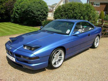 BMW E31 840ci