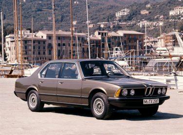 BMW 1978 E23 7 series