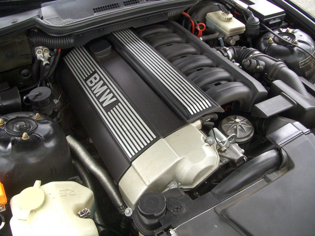 BMW M50 MOTOR 325is