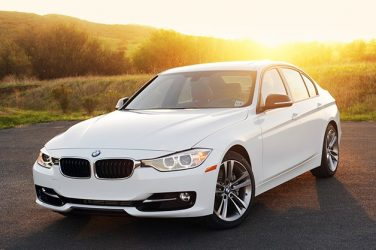 2014 BMW 335i Alpine White