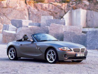 BMW E84 Z4 Roadster