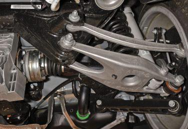BMW 1m suspension