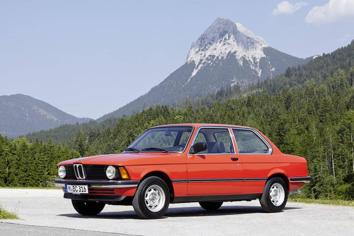 BMW E21 316i