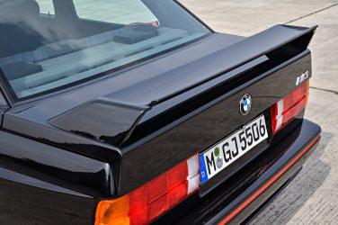 BMW E30 M3 EVO rear wing