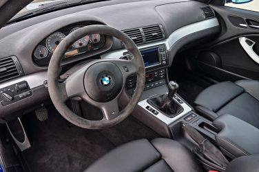 BMW E46 M3 interior manual