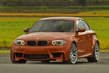 BMW E82 1M Coupe