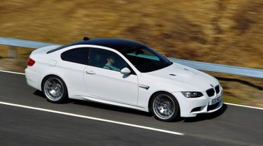BMW E92 M3 alpine white