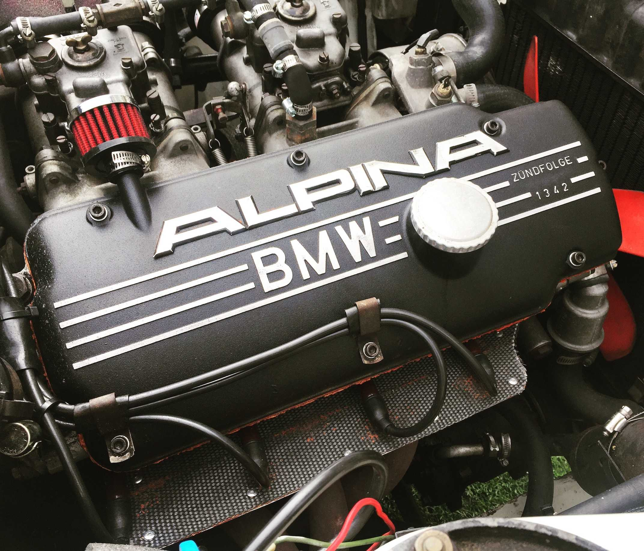 BMW M10 Alpina 2002