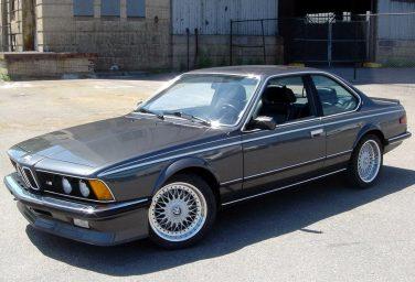 BMW E24 M6