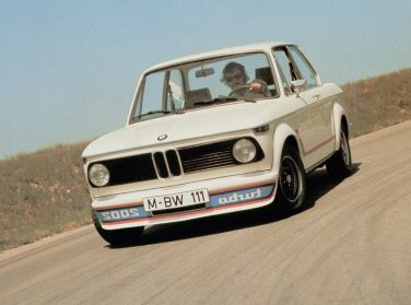 BMW 2002 Turbo Chamonix White