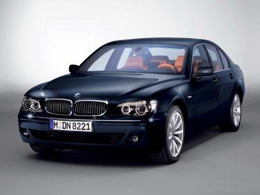 BMW E65 7 series