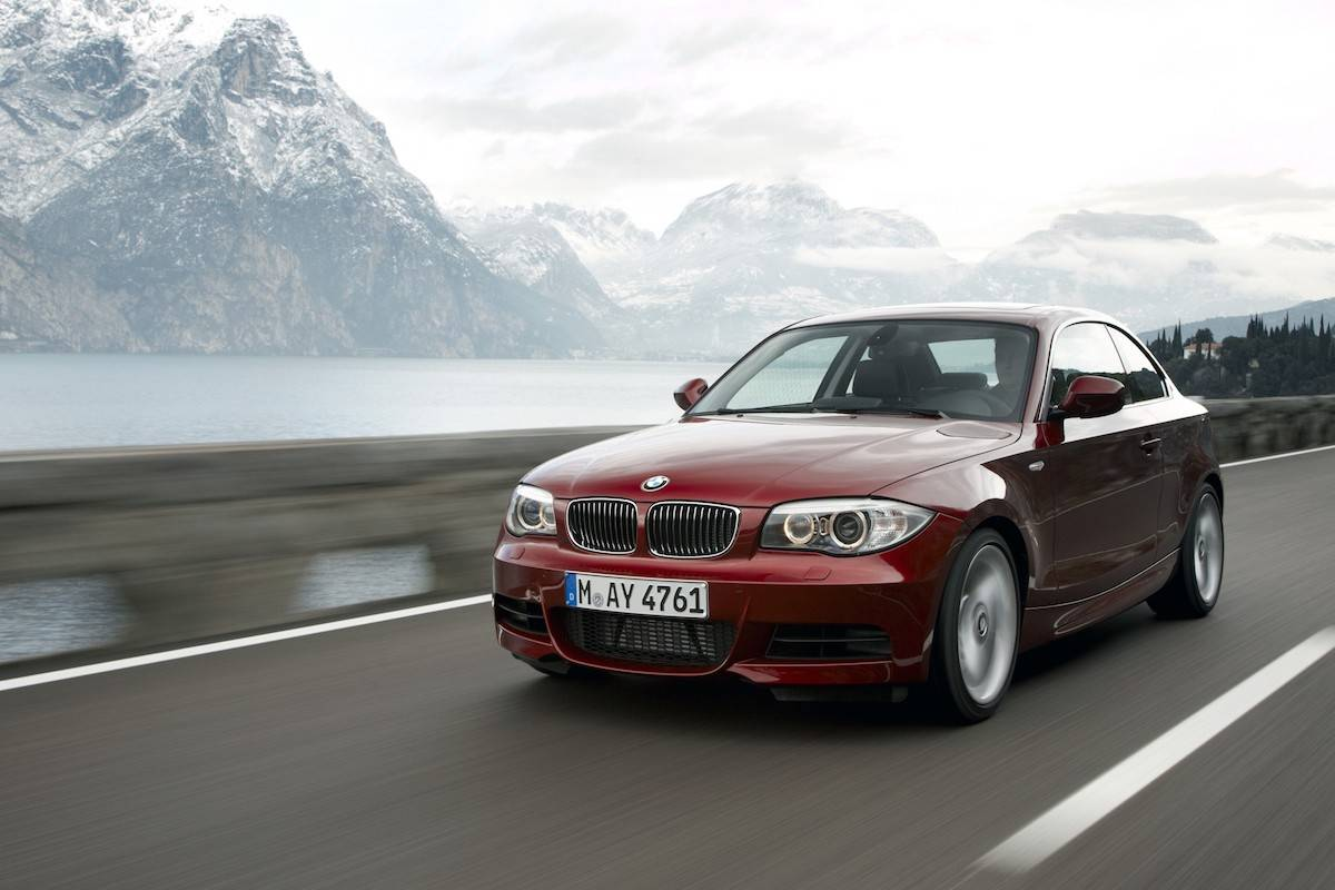 BMW E82 1 series