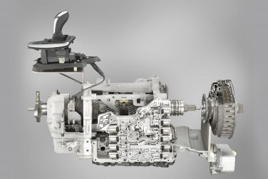 BMW Dual clutch transmission