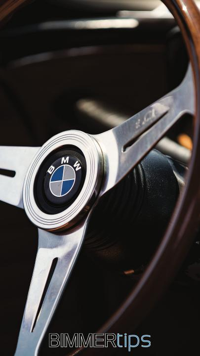 BMW nardi steering wheel