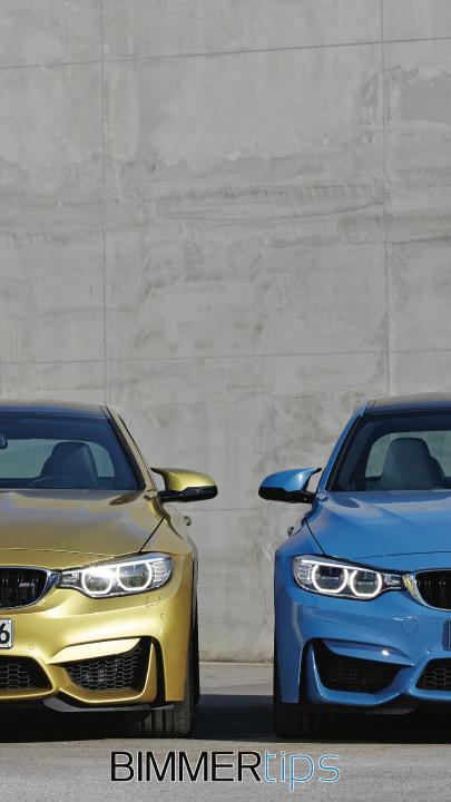 BMW M3 M4 wallpaper