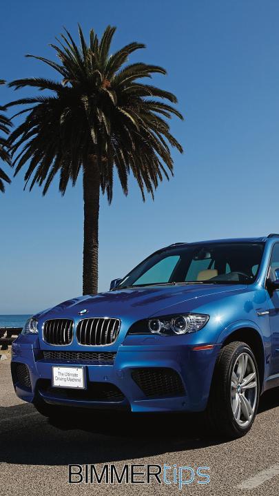 BMW X5m wallpaper