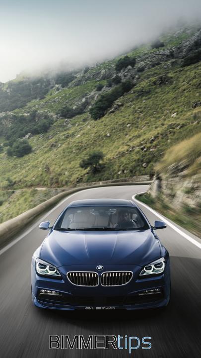 BMW Alpina B6 wallpaper