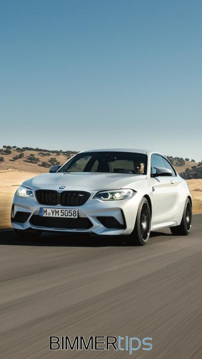 BMW m2 competition wallapaper